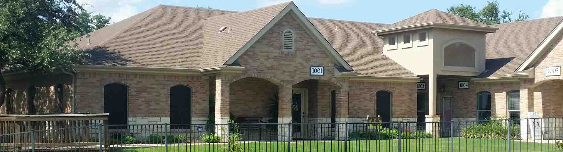 Trade Winds Dental Office Exterior - Georgetown, TX